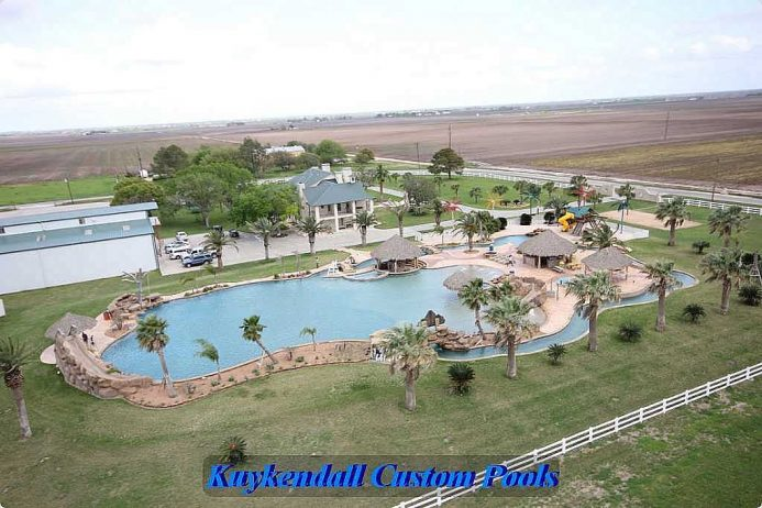7ce947300c1 World's Biggest Backyard Swimming Pool in Texas - Charismatic Planet