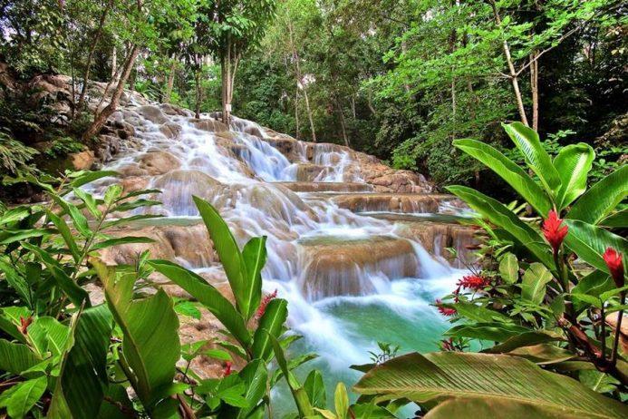 Dunn River Falls Jamaica Charismatic Planet