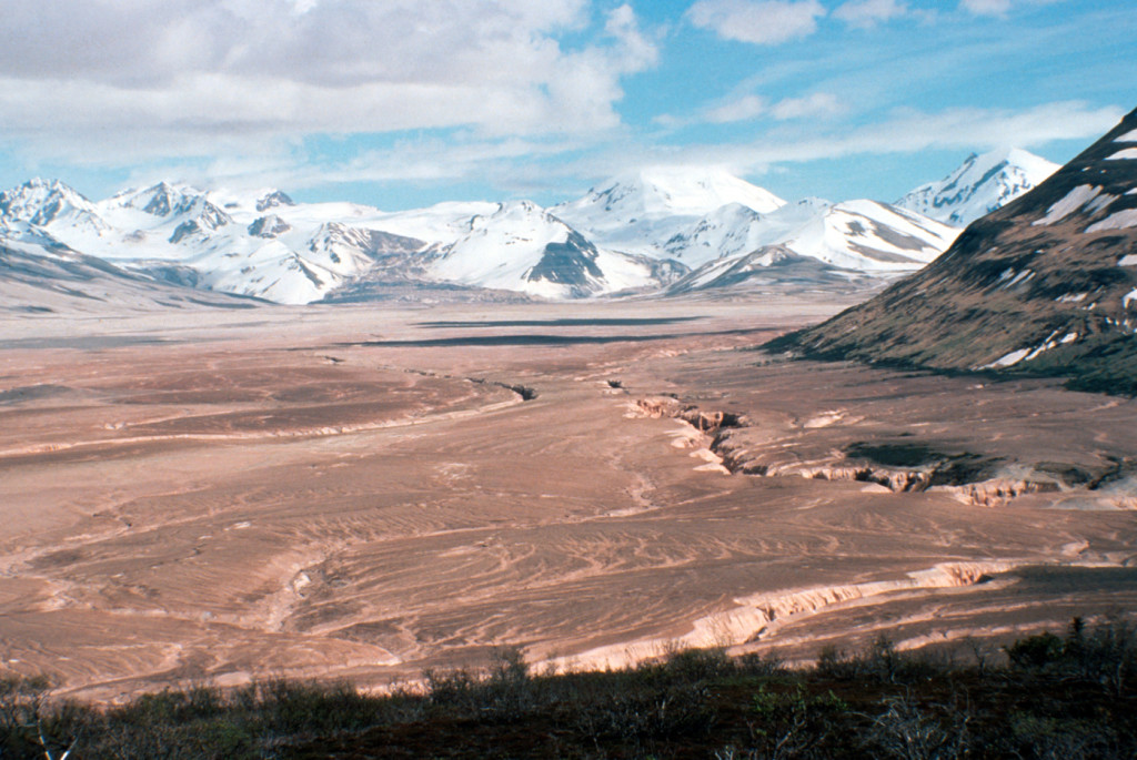 Until 1950s true source of the eruption was discovered.  You can take the trip from Brooks Camp out to the Valley of Ten Thousand Smokes.