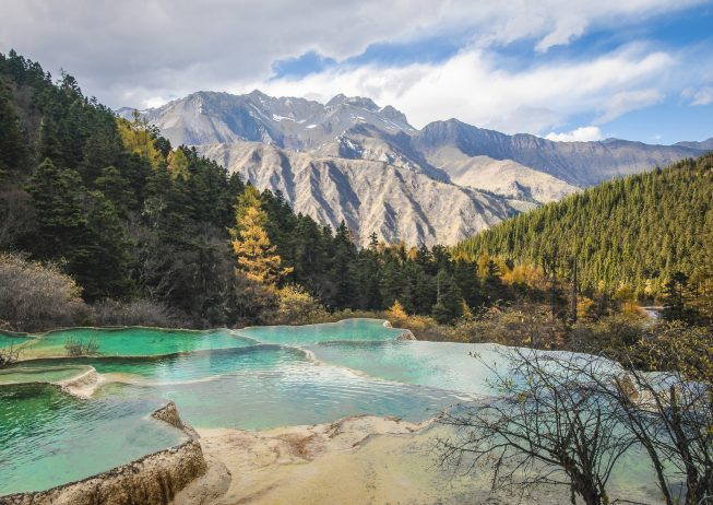 The Clearest Ponds and Pools of Huanglong Valley in China ...