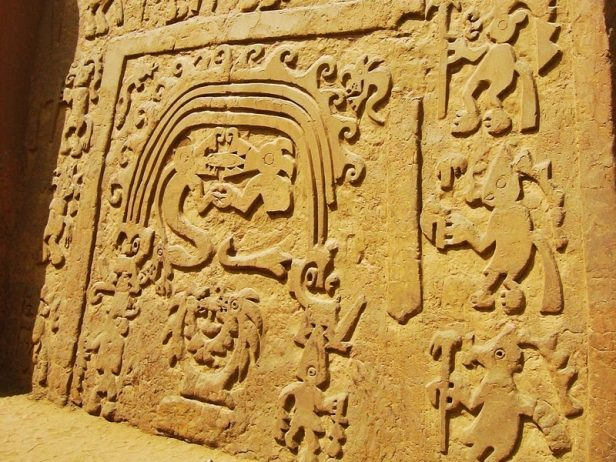 Chan Chan city is located near the Pacific coast in the Peruvian region of La Libertad, 5KM west of Trujillo largest Pre-Columbian city in South America.