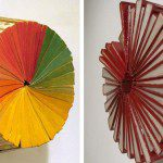 Fascinating Book Wheel Sculptures Breathe Fresh Life into Unwanted Literature
