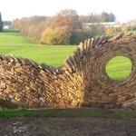 Bricklayer Transforms Ordinary Stone into Hypnotically Detailed Sculptures