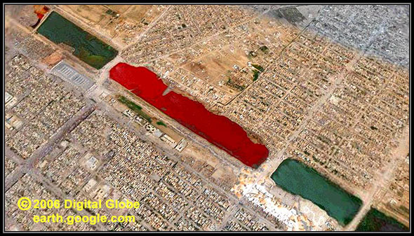 The Mysterious Blood Lake of Iraq