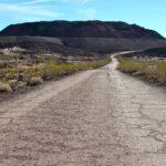 The Pisgah Crater, California