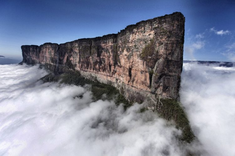 Mount Roraima is also known as Tepuy Roraima and Cerro Roraima; is the highest of the Pakaraima chain of tepui plateaus in South America.