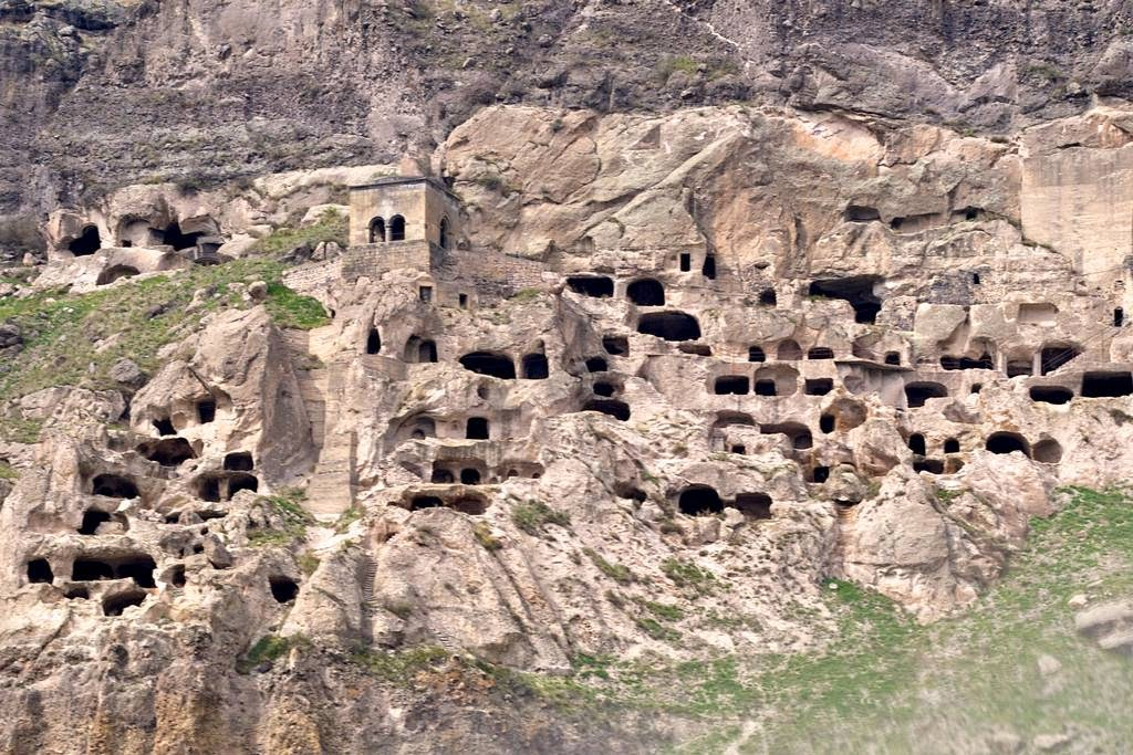 The Remarkable Cave City of Vardzia - Charismatic Planet