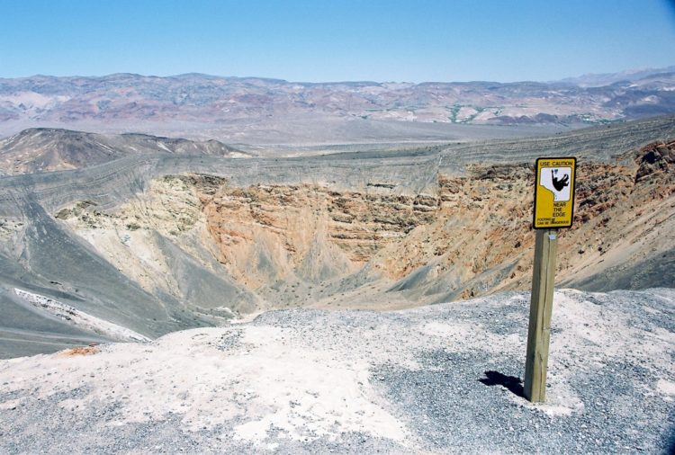 However, the western cluster of Maar volcanoes was the first to form, than the southern cluster, followed by Ubehebe the largest of them all possibly 300 years ago.