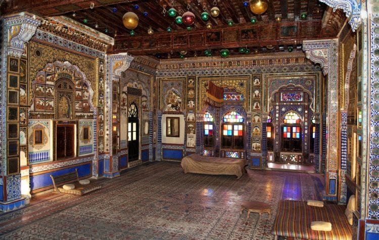Sheesh Mahal Mehrangrah Fort