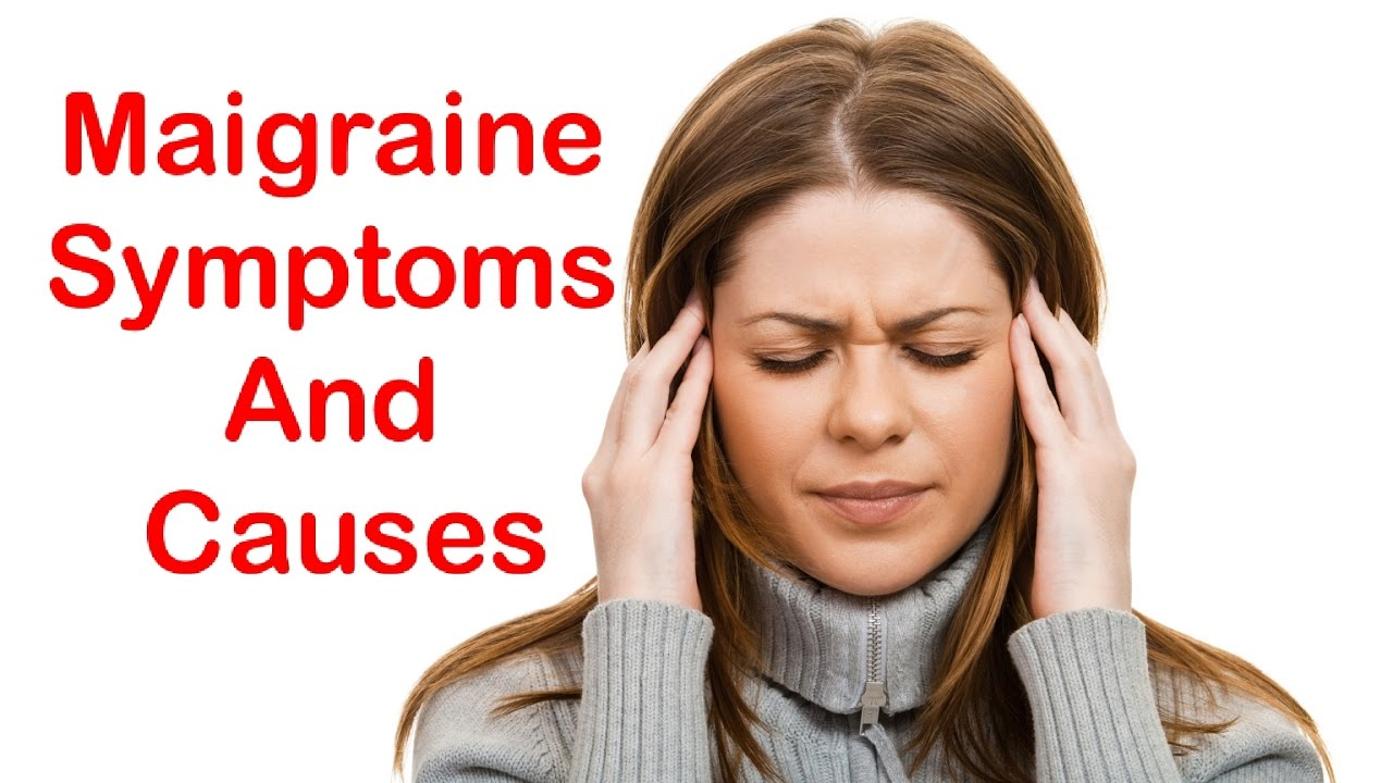 Migraine Causes and Symptoms - Charismatic Planet