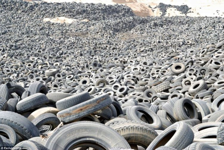 Materials from correctly recycled tyres are used for a variety of uses including a children's playground, running tracks, artificial sports pitches, fuel for cement kilns, carpet underlay, equestrian arenas and flooring.