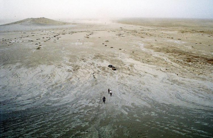Pakistani Province Baluchistan is gifted with a diverse landscape. Among many geological wonders here, one big attraction is the presence of numerous mud volcanoes.