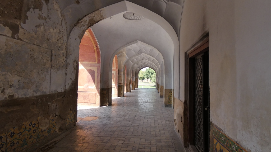 His dead body was carried from Kashmir to Shahdara on 12 Nov 1627. The Dilkusha Garden was his favourite spot of Jahangir and his wife Nur Jahan, when they lived in Lahore.