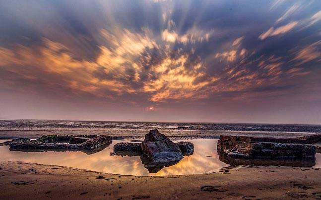 Also, every year in the month of February, a beach festival takes place here to setting folk dance, art, and culture of the State. Photo Credit Facebook-Travel Amazing India