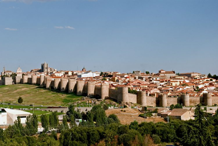 This walls is considered as one of the finest walled city in Europe.