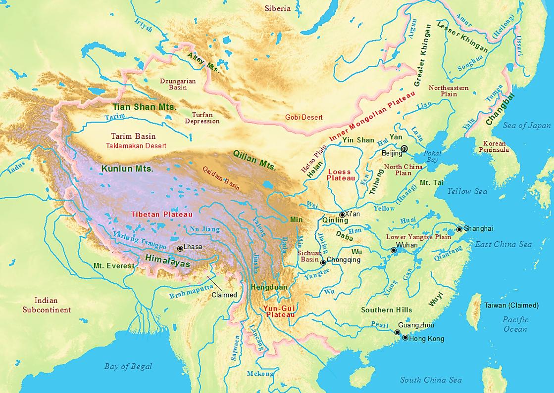 North China Plain The Heartland Of Modern China Charismatic Planet