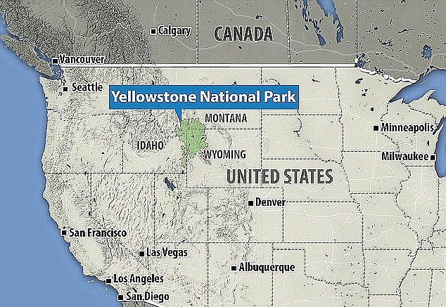 Supervolcano of Yellowstone National Park - Charismatic Planet on redwood national park map state, united states map state, lake tahoe map state, wisconsin map state, chicago map state, florida map state, new york map state, sequoia national park map state, pennsylvania map state, national parks list by state, grand canyon map state, zip by city and state, ohio map state, montana map state, virginia map state, oklahoma map state, niagara falls map state, portland map state, nebraska map state, telephone area codes by state,
