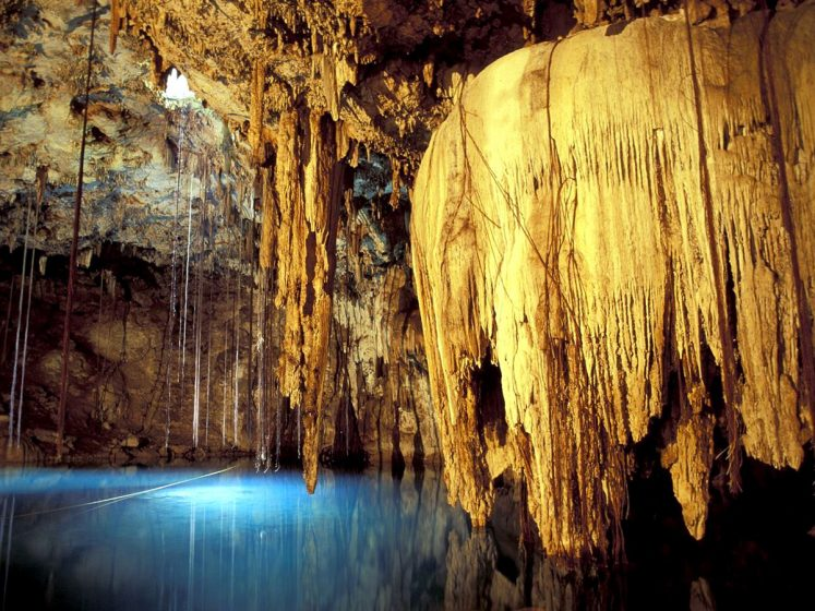 Lechuguilla Cave is famous for its strange geology, rare formation, and pristine condition.