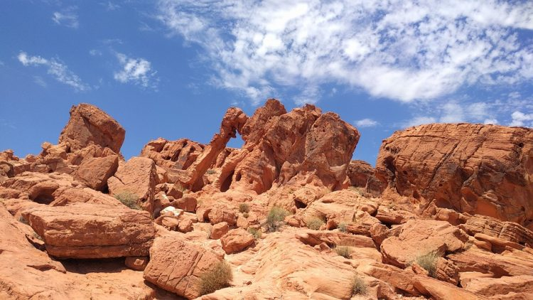 This is Nevada's oldest park, was designated as a National Natural Landmark in 1968.