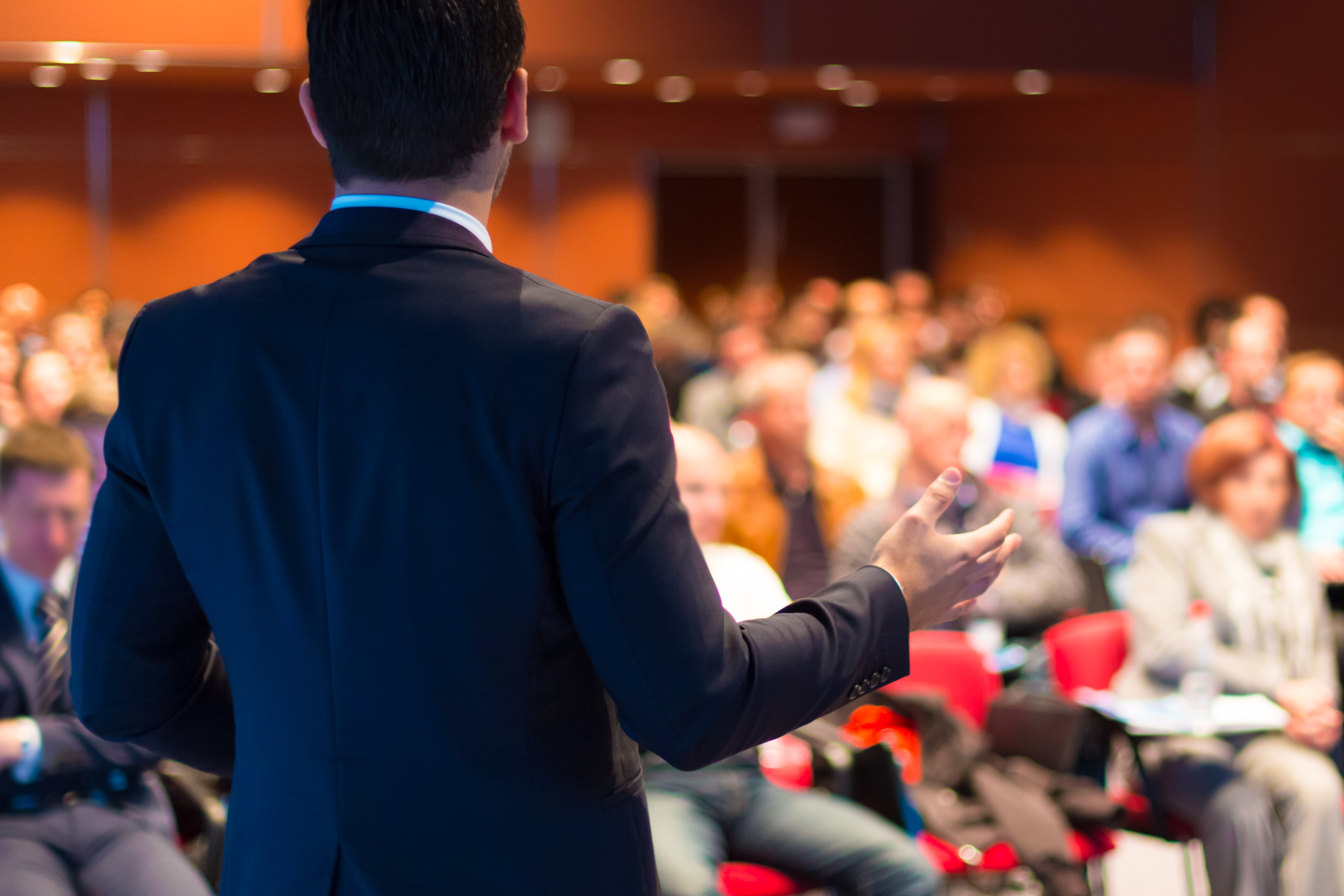 What to do Before Public Speaking - Charismatic Planet