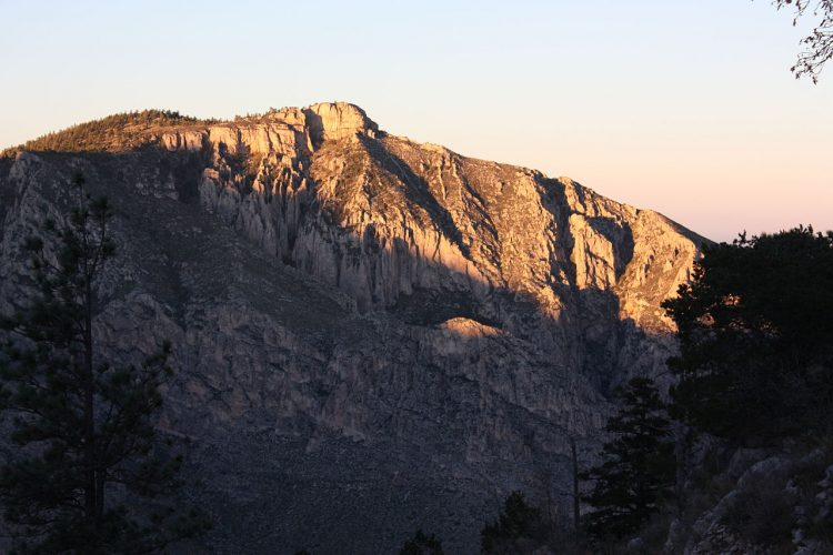 The Guadalupe Mountains normally have hot summers, mild autumn and calm weather, cool to cold in winter and early spring as well.