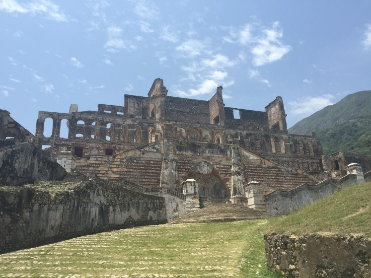In 1982, the UNESCO designated Sans-Souci palace and the Citadelle as World Heritage Sites.