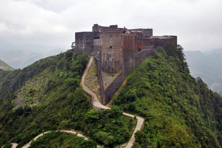 Another famous fortress Citadelle Laferrière located adjacent with Sans-Suci palace.