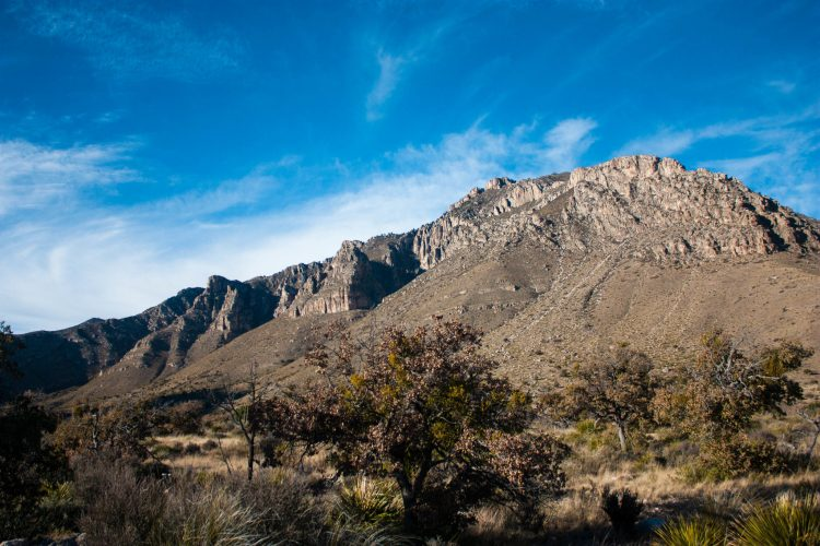 Guadalupe Peak Texas Highpoint Trail