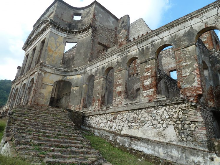 In 1810, the King was decided to start uniquely designed construction of palace in Milot, Nord Department. It took three years to complete the Sans-Souci palace.
