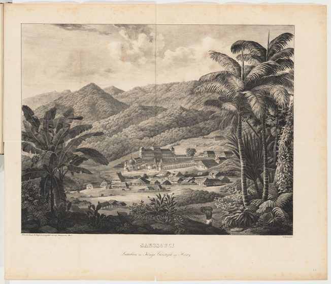 In 1804, he went to be a main leader in the Haitian Revolution, when the small nations gain the independence from France.