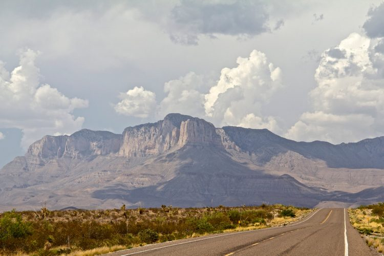 Guadalupe Peak is one of major part of Guadalupe Mountains range in Southeastern New Mexico and West Texas.