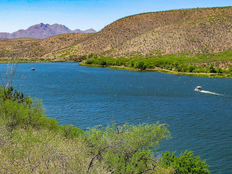 The Lake Patagonia is located on State Route 82, 7 miles south of Patagonia, tucked away in the rolling hills of southeastern Arizona.