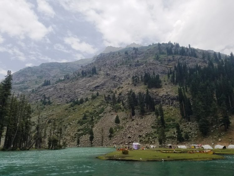 Indeed, Mahodand Lake is a gift of nature who loves nature. The majestic landscape covers high rise cedar trees, exotic flowers, herbs, and roaring river swat.