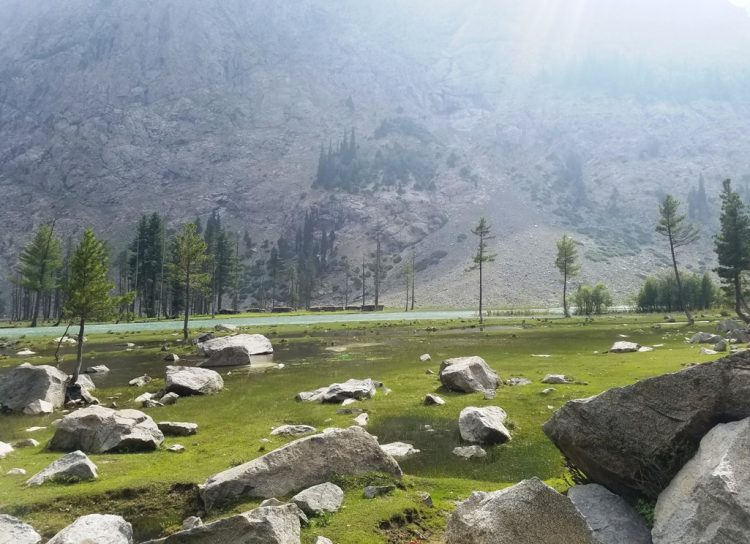 Ushu Forest, Mahi Banal, Matiltan, Shaudur Waterfall, Chasma-e-Shifa, Mahodand Lake and Saifullah Lake. Ask your driver to drive jeep carefully, as this is the mountain road with hairpin curves, dangerous drop-offs and pretty narrow.