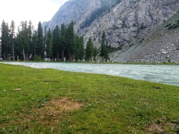Saifullah Lake is just behind famous Mahodand Lake is a mesmerizing lake located in the upper Usho Matiltan Valley about 41 km from Kalam, Swat District, KPK, Pakistan. (Photo Credit: Tauheed Ahmad Nawaz)