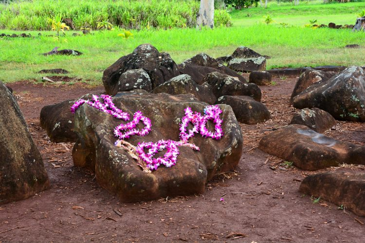 The site was built in 12th century by an Oahu Chief, whose son Kapawa was the first birth here.