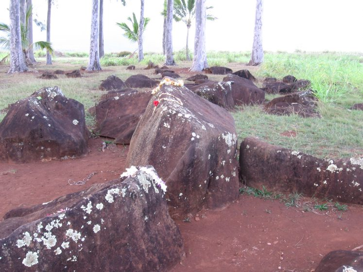 The Birthing Stones marked as royal births which commanding brawls for centuries and served a secret astronomical function.