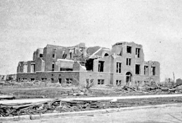 Facts of Great Tri-State Tornado of 1925 that spawned Tri-State and several other tornadoes in March 1925 was from a northeast Pacific storm.