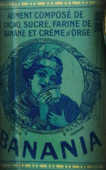 The French chocolate drink Banania introduced in 1912 was rich in vitamin B2 (riboflavin), which promotes growth.